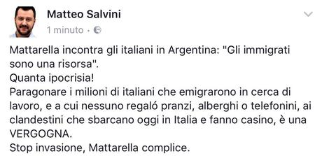 El dominio de Salvini sobre el gobierno y el peligro para la democracia