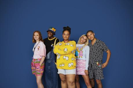 The Simpsons, la nueva colección de Asos