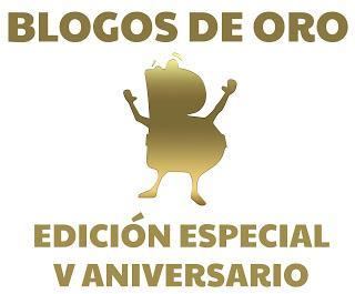 Blogos de oro: edición especial V aniversario
