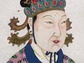 única emperatriz china, Zetian (624-705)