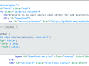 Como trabajar Vista Previa Real Time editor código Brackets