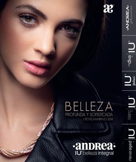 catalogo IU belleza integral Andrea Otoño Invierno 2018