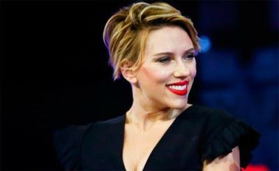 Scarlett Johansson  la mejor pagada del mundo