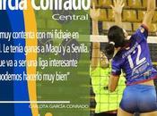 Carlota García Conrado garantía centro Cajasol Voley