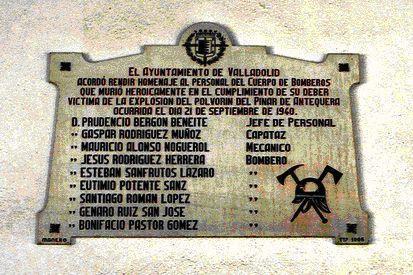 La tragedia del polvorín del Pinar de Antequera