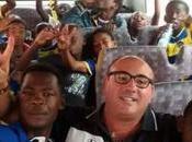 Infantil Escuela Fútbol Base Angola brillante tercer clasificado