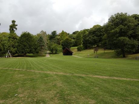 El parque de Cwimdonkin