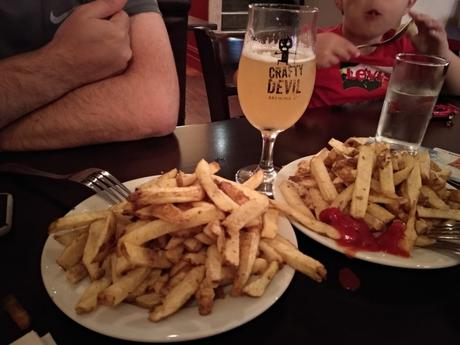 Cerveza Crafty Devil´s de Cardiff