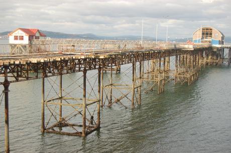 Mumbles Pier, en Swansea