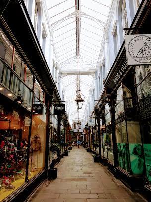 Vista interior de Wyndham Arcade