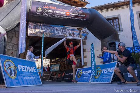 Fotografia digital de la entrada del vencedor del Desafio Cantabria 2017