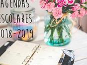 Agendas escolares 2018-2019