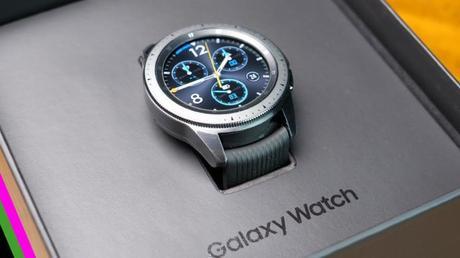 Samsung Galaxy Watch: El reloj inteligente que intenta hacerlo todo