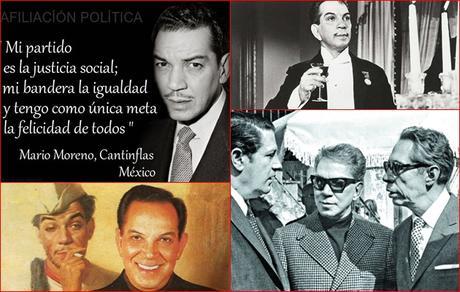#Mexico: Conoce al verdadero Cantinflas y su oscuridad sorprendente #Cantinflas