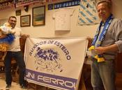 Ruxidos Esteiro, afición Ferrol ruge