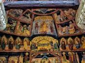 Ruta Rumanía. Monasterio Sinaia, único iglesias ortodoxas