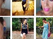 Combinando maquillaje ropa (II): Algunos looks para despedir verano