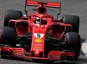 Pruebas libres Italia 2018 Vettel Hamilton pañuelo