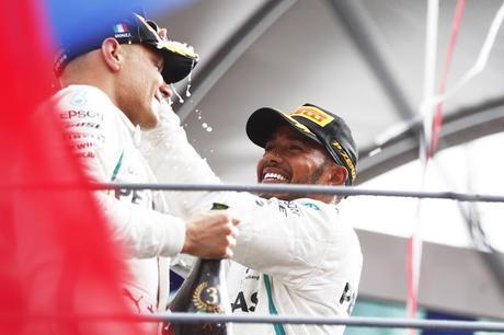 Carrera del GP de Italia 2018 | Hamilton arruina la fiesta de Ferrari en Monza