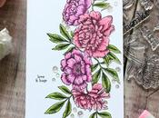 Flower Edge Card STAMPTEMBER 2018 PARTY