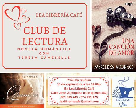 CLUB DE NOVELA ROMÁNTICA: EN SEPTIEMBRE 2X1