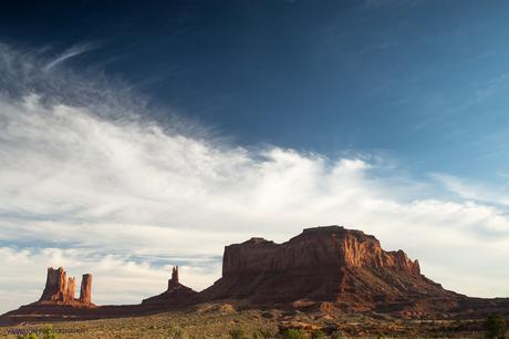 Cielo y Tierra. El impresionante paisaje de Monument Valley