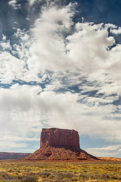 Estados Unidos. Donde la Naturaleza es Grande. Parte II. Monument Valley