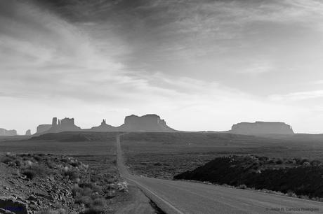 Monument Valley y la US-163