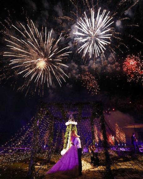 La boda del año de  Chiara Ferragni y Fedez