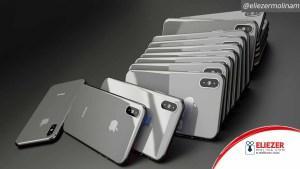 Apple lanzará tres dispositivos iPhone este año