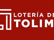 Lotería Tolima lunes septiembre 2018