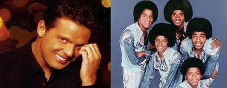 Versiones en español The Jacksons... Luis Miguel: Será Que No Me Amas