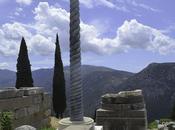 ruinas Delfos: centro mundo Antigua Grecia