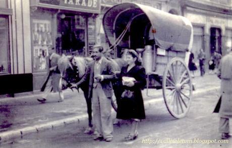 Aquellos vendedores ambulantes de Valladolid