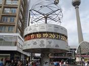 Berlín, tres relojes públicos sorprendentes acertijo