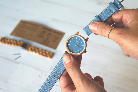 Tu próximo reloj, será mucho más green