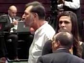 México: Fernández Noroña encaró Muñoz Ledo