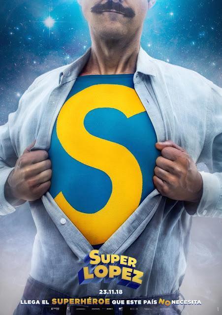 Sitges 2018; estrenará mundialmente Superlópez, la adaptación del cómic