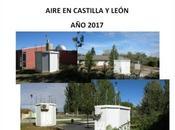 Informe sobre Calidad Aire Castilla León 2017