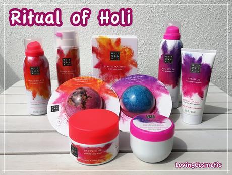 RITUALS - The Ritual of Holi