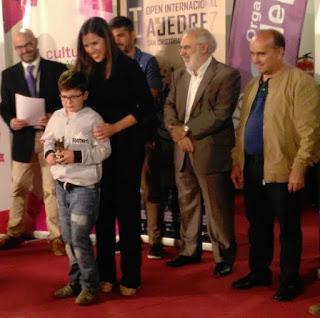 """I OPEN INTERNACIONAL DE AJEDREZ """"CIUDAD DE LA LAGUNA"""" 2018 ( I de II)"""