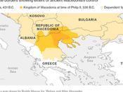 larga disputa entre Grecia Macedonia