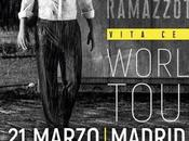 Eros Ramazzotti actuará Madrid Barcelona marzo 2019