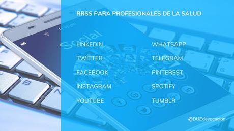 Plan de comunicación: las redes sociales como canales de comunicación y gestión del conocimiento en salud