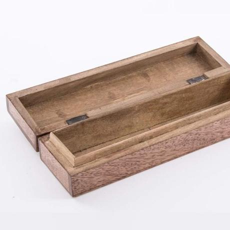 caja étnica para incienso