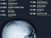 Primeras fechas gira solitario Carlos Tarque