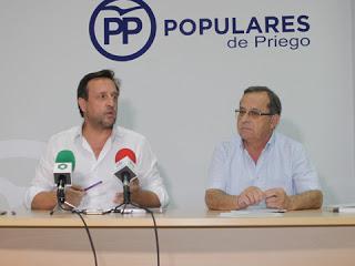 EL PP PIDE RESPOSABILIDADES POLÍTICAS E INCLUSO DIMISIONES POR LA SUSPENSIÓN DEL FESTEJO TAURINO DEL PASADO 2 DE SEPTIEMBRE EN PRIEGO