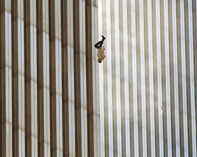 El hombre que saltó al vacío