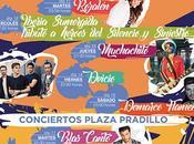 Fiestas Móstoles 2018: Siniestro Total, Muchachito, DVicio, Café Quijano, Demarco Flamenco...
