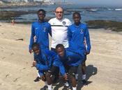 jugadores Escuela Fútbol Base Angola Dépor